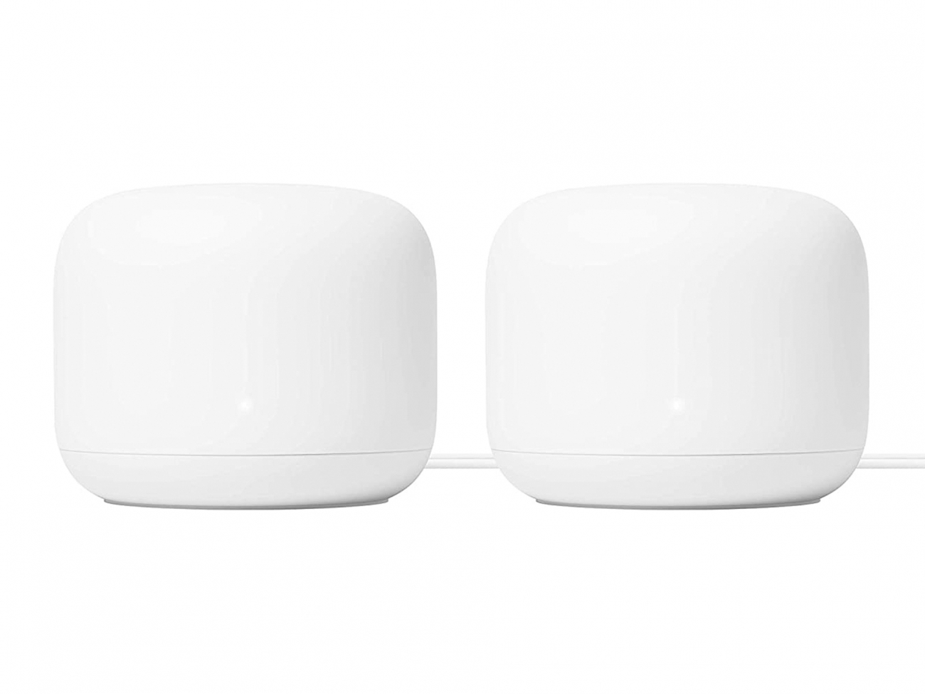 Google Nest Wi-Fi Router. Wi-Fi роутер: 2-Pack
