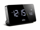 Braun BNC020BK Digital Bluetooth Connected Alarm Clock. Цифровой будильник